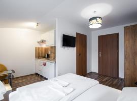 Pokoje Gold Centrum, apartment in Koszalin