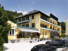 Hotel Kaiser Franz Josef, Hotel in Millstatt am See