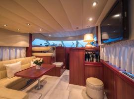 mlc yachts happiness, boat in Tourlos
