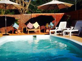 Paradise Court Holiday Units, hotel near Whitsunday Art Gallery, Airlie Beach