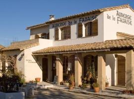 Auberge de la Fadaise, hotel in Saintes-Maries-de-la-Mer