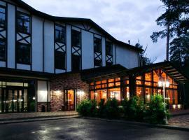 Dubrava Hotel, hotel in Smolensk