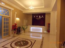 Отель Ковчег, отель в Томске