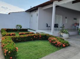 Casa Marymar temporada, holiday home in Piranhas
