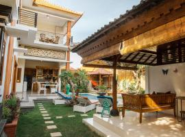 Tamarind Villa, hotel with pools in Sanur