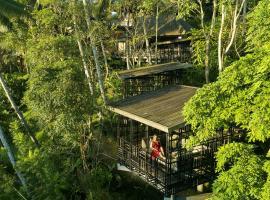 Hoshinoya Bali, resort in Ubud