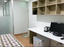 Good Residence, capsule hotel in Uijeongbu