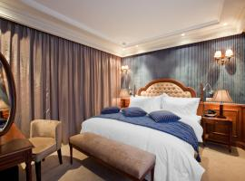 Art Palace Suites & Spa, hotel in Casablanca