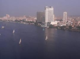 Stars Apartment Nile view in Dokki, budget hotel in Cairo