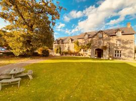 Old Rectory Country Hotel, hotel in Crickhowell