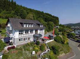 Landhaus Pension Voß, hotel in Winterberg