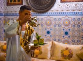 Riad Royal, riad in Meknès