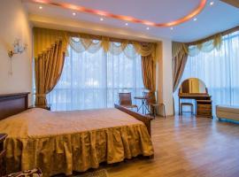 Hotel Moskva, hotel in Gelendzhik