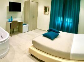 Insula b&b, hotel with jacuzzis in Cagliari