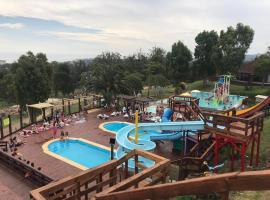 Complejo Laderas del Cerro, hotel i Piriápolis