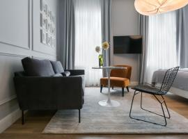Bumblebee Luxury Apartments, apartment in Zagreb