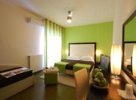 Hotel Imperial Sport, hotel in Pesaro