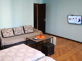 Comfortable Apartment close to Central Park, hotel in Tskaltubo