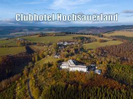 Clubhotels Hochsauerland, hotel in Winterberg