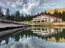 Hotel Ristorante LIDO, hotel near San Bernardino Pass, San Bernardino
