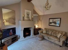 The Lodge at The Cedars, hotel near Hagley Hall, Stourbridge