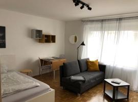 Zentrales Studio im Kaiserviertel, apartment in Dortmund