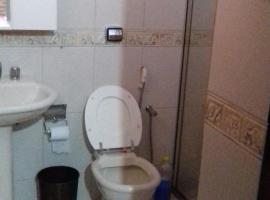 Rancho condomínio cachoeira, pet-friendly hotel in São José da Barra