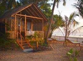 Goa Cottages Agonda, resort in Agonda