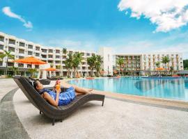 HARRIS Resort Batam Waterfront, boutique hotel in Sekupang