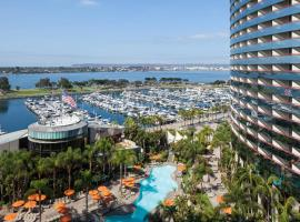 San Diego Marriott Marquis and Marina, отель в Сан-Диего