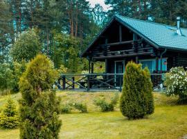 Загородный клуб Ламберг, отель в Сортавале