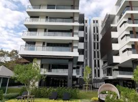 Mae Phim,Rayong,Escape Beachfront Condominum, apartment in Mae Pim