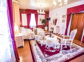 13 Chairs Boutique Hotel, hotel in Petrozavodsk