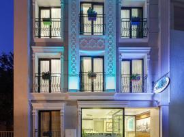 OBAHAN HOTEL، فندق بالقرب من الجامع الأزرق، إسطنبول