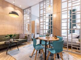 ZEUS Design Apartments, hotel in Vienna