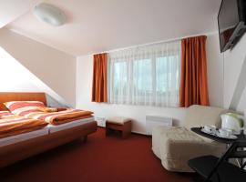 Habitat 16, hotel in Prague