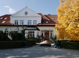 Dworek Romanowski, pet-friendly hotel in Sułowo