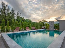 Malinee Resort, отель в городе Пляж Банг Тао