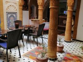 Riad Zawia, Riad in Essaouira