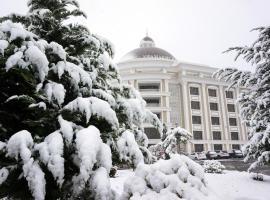 Shamakhi Palace Sharadil, hotel in Şǝrǝdil