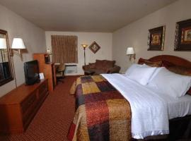 All American Inn & Suites Branson, отель в Брэнсоне