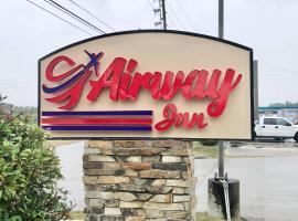 Airway Inn, hotel near George Bush Intercontinental Airport - IAH,