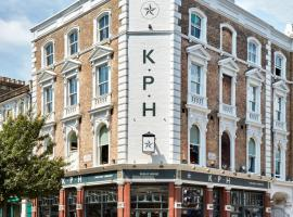 The KPH, hotel near Wembley Stadium, London
