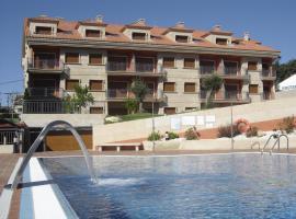 Apartamentos Esperanza del Mar, hotel en Portonovo