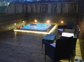 The Getaway Lodge, hotel in Morpeth