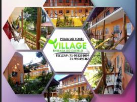 Village Enseada do Castelo, hotel in Praia do Forte