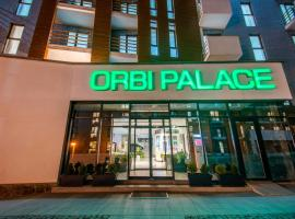 Orbi Palace Hotel Official, hotel in Bakuriani
