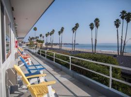 Beach Street Inn and Suites, hotel near Santa Cruz Beach Boardwalk, Santa Cruz