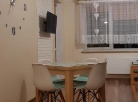 Apartament w Suwałkach, apartment in Suwałki