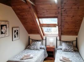 Apartament Ca de Gallisca, hotel near Boí Taüll Ski Resort, Pla de l'Ermita